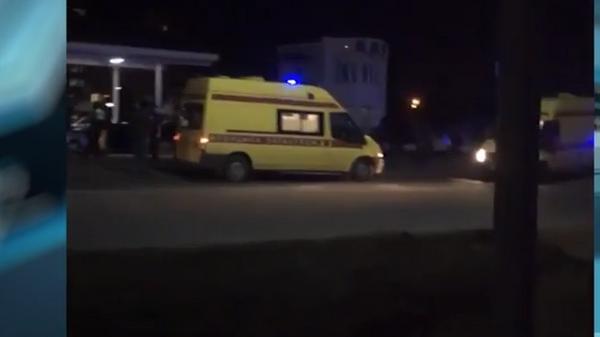 Опубликованы кадры с места нападения на пост ДПС в Магасе