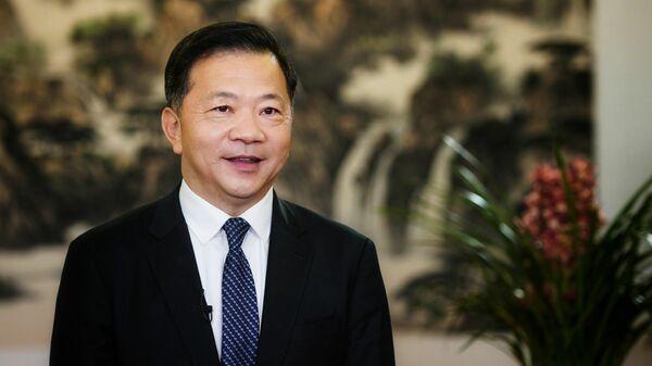 Гендиректор Медиакорпорации Китая Шэнь Хайсюн