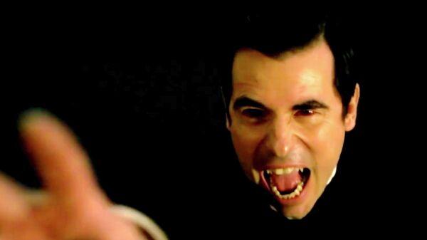 Стоп-кадр из сериала Дракула