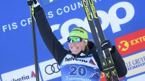 Лыжные гонки. Тур де Ски. Женщины. Спринт