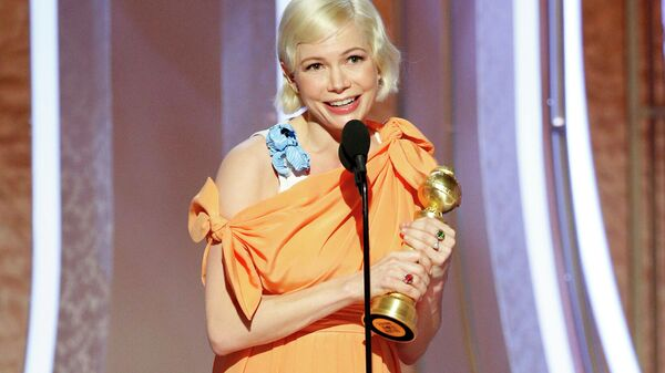 Мишель Уильямс получила премию в номинации Лучшая актриса в телефильме или мини-сериале на 77-й ежегодной премии Золотой глобус