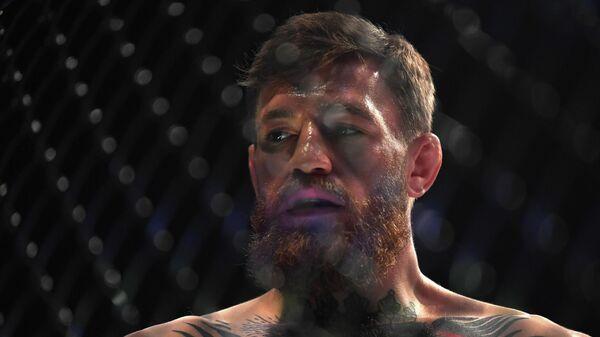 Боец UFC Конор Макгрегор (Ирландия)