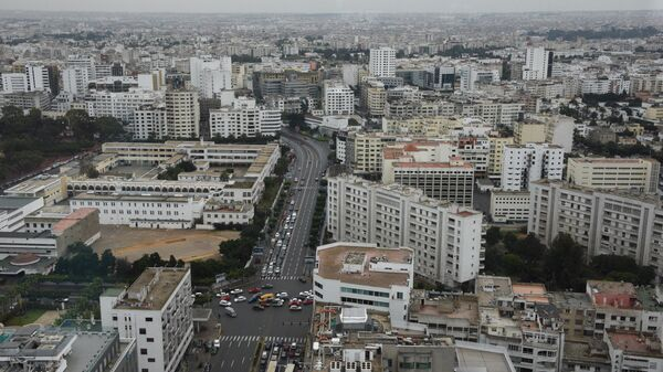 Жилые дома в Касабланке
