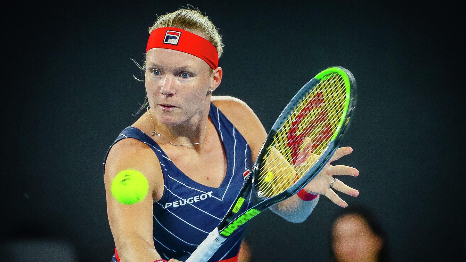 Теннисистка Кики Бертенс (Нидерланды) - РИА Новости, 1920, 05.04.2021