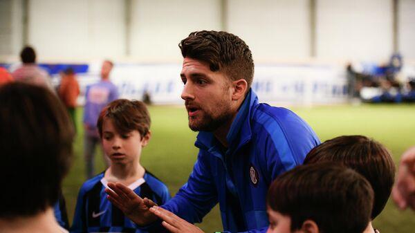 Тренер детской команды Интера