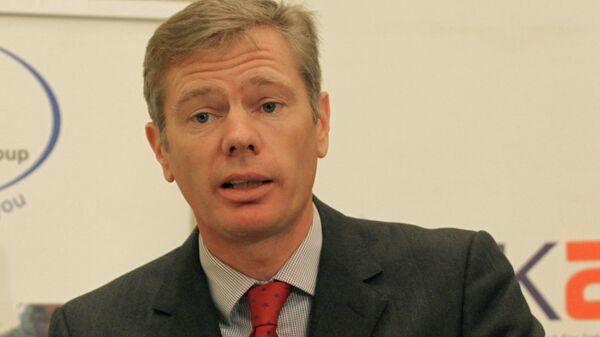 Британский дипломат Роберт Макэр