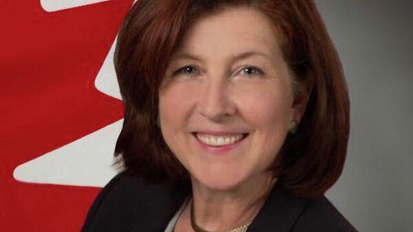 Новый посол Канады в Москве Элисон Леклер
