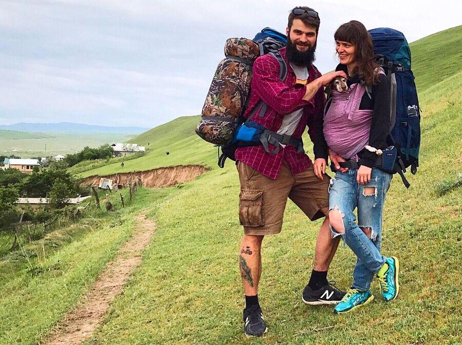 Киргизия, 2018 год, первый день нового похода