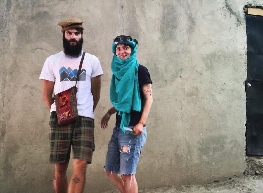 Хорог, афганский базар
