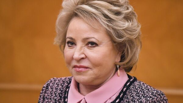 Матвиенко посоветовала перечитать фронтовую поэзию накануне юбилея Победы