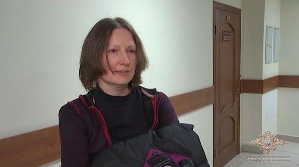 Скрипачка Анастасия Чеботарева. Стоп-кадр видео