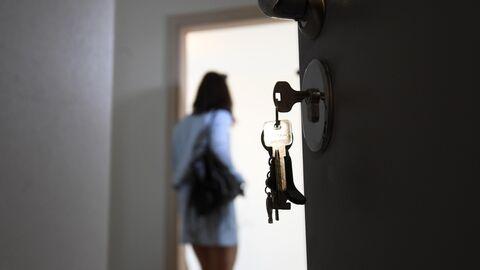Входная дверь квартиры
