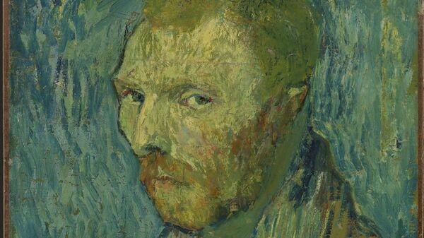 Винсент Ван Гог. Автопортрет. 1889