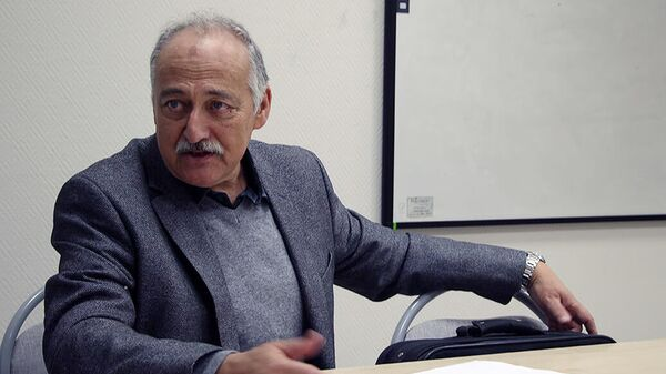 Историк Арон Шнеер