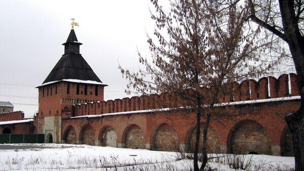 Музей Тульский Кремль - памятник оборонного зодчества XVI в.