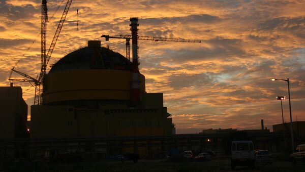 АЭС Куданкулам в Индии. Архивное фото