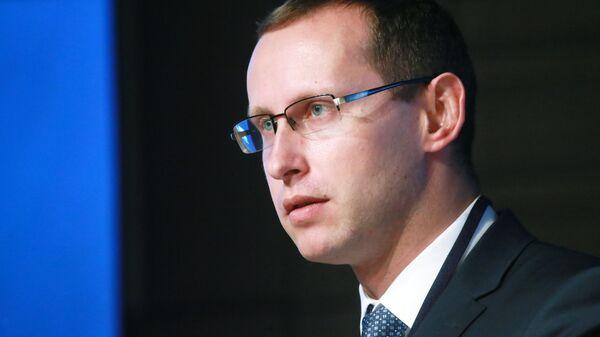 Заместитель директора Департамента информационных технологий и связи Правительства Российской Федерации Евгений Комар