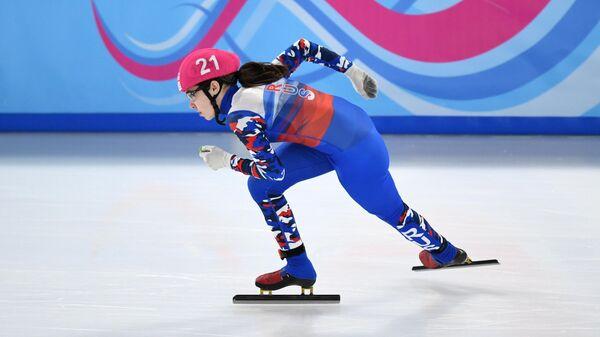 Зимняя юношеская Олимпиада – 2020. Шорт-трек. 500 м