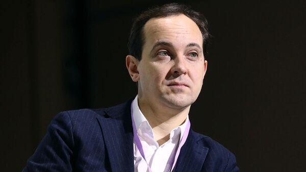 Генеральный директор Фонда президентских грантов Илья Чукалин