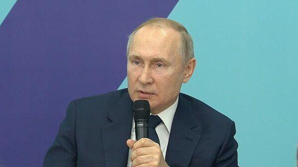 Путин: Институт над президентом — это будет означать не что другое, как двоевластие