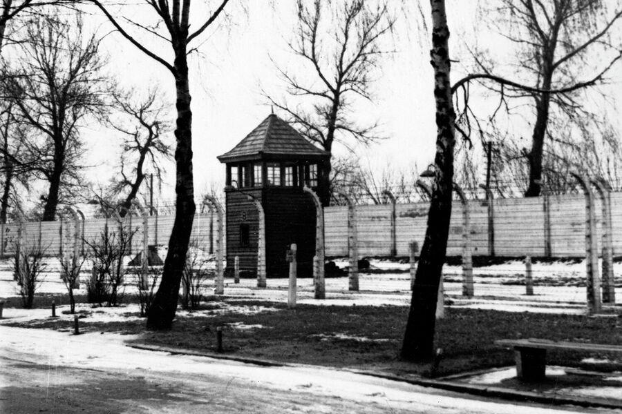 Концентрационный лагерь и лагерь смерти Освенцим (Аушвиц)