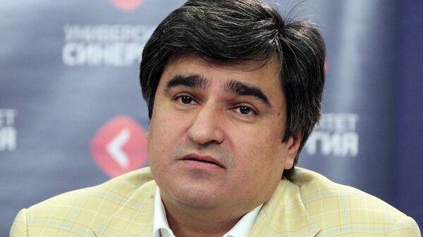 Президент компании Faberlic Алексей Нечаев