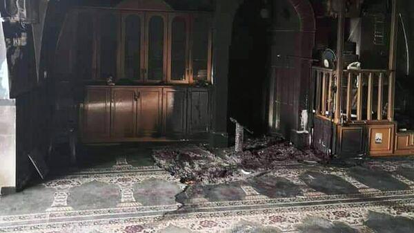 Картинки по запросу В Иерусалиме подожгли мечеть