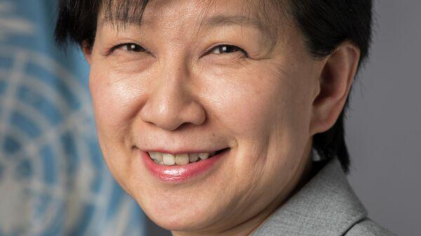 Заместитель генерального секретаря ООН, высокий представитель по разоружению Идзуми Накамицу