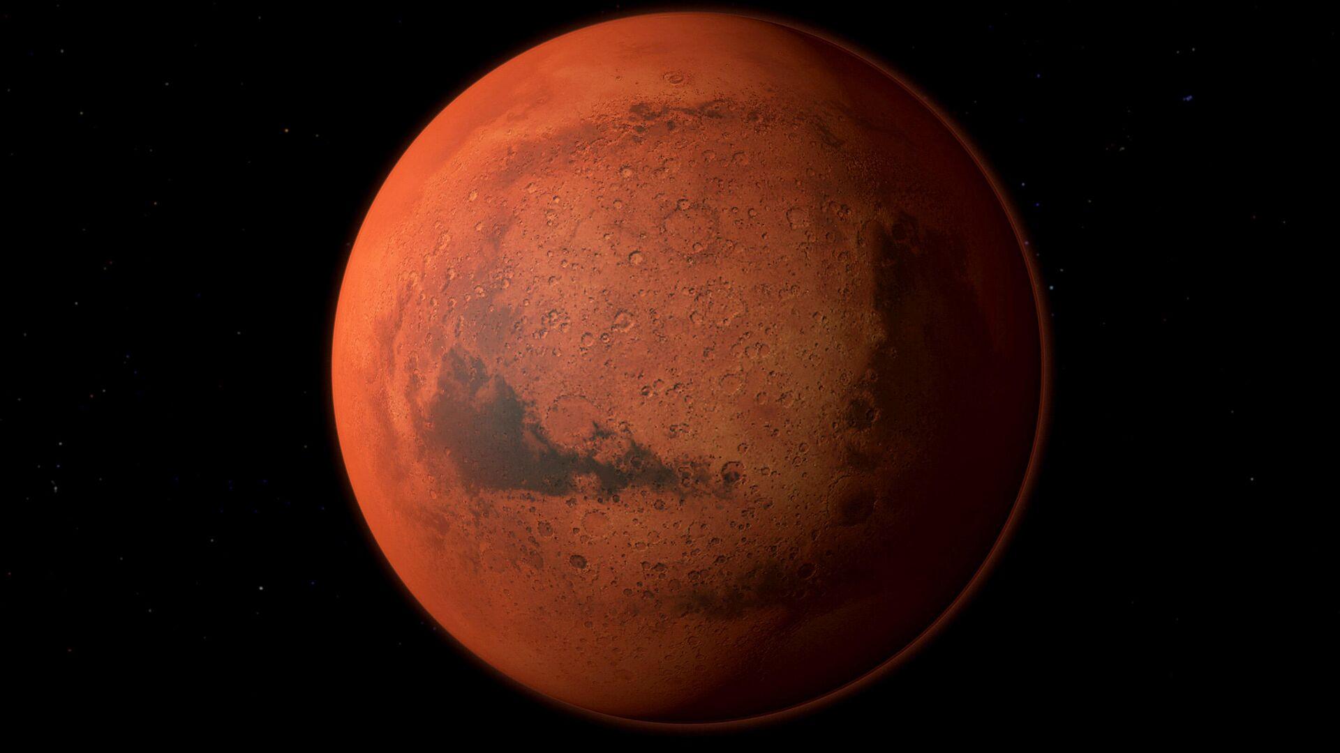 Планета Марс - РИА Новости, 1920, 12.10.2020