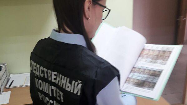 Вещественные доказательства по делу о попытке продажи новорожденного ребенка в Ставропольском крае