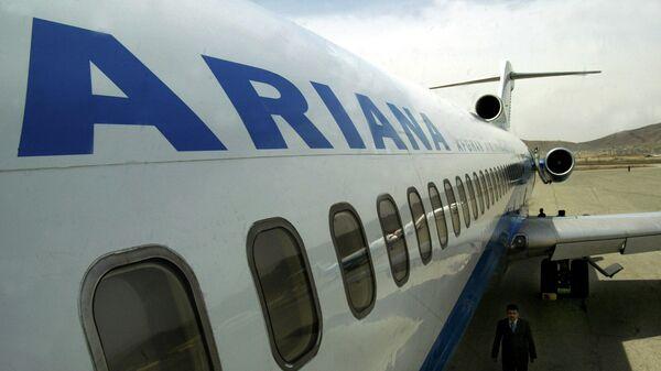 Самолет авиакомпании Ariana Afghan Airlines