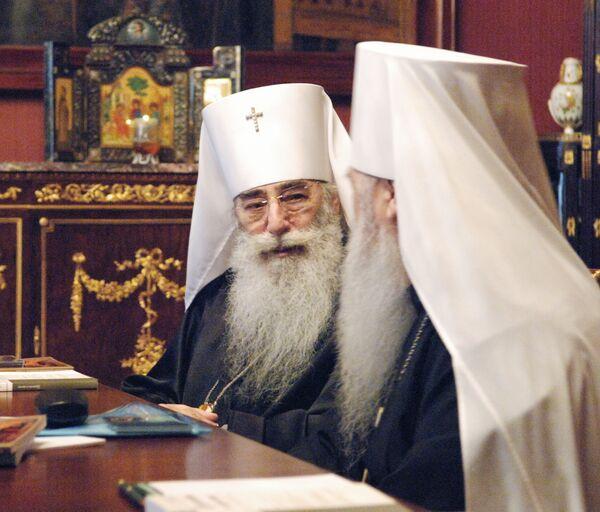 Священный Синод Русской Православной Церкви. Архив