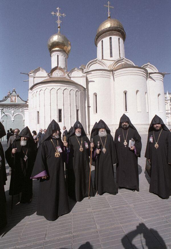 Поместный Собор Русской Православной церкви. Архив