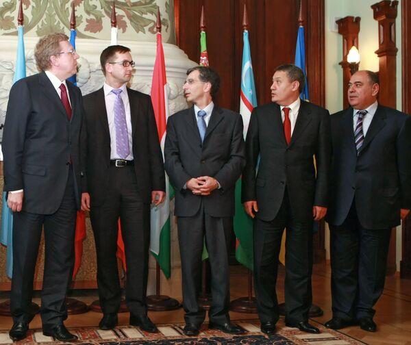 VI заседание Совета по финансово-экономической политике государств-членов ЕврАзЭС