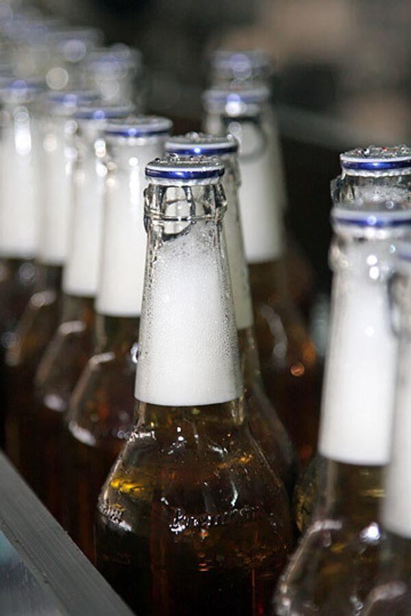 Экспортеры пива в Белоруссию не применяют теневых схем - Балтика