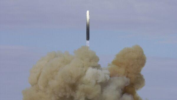 Запуск грузового космического корабля