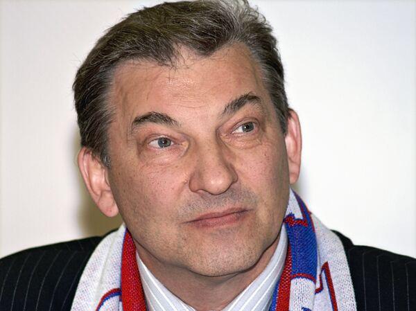 Владислав Третьяк. Архив