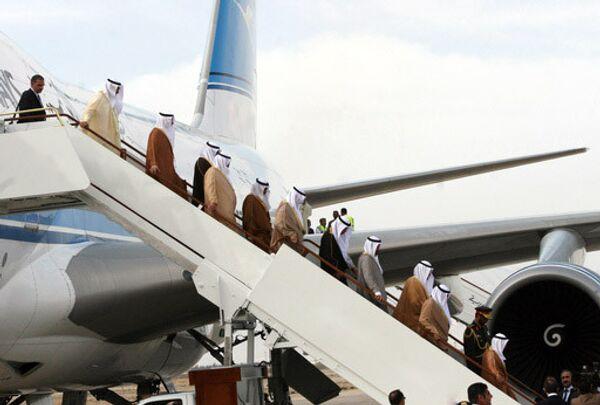 Глава Совета арабских стран Персидского залива приедет в Москву