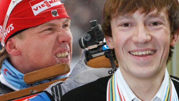 Иван Черезов и Максим Чудов