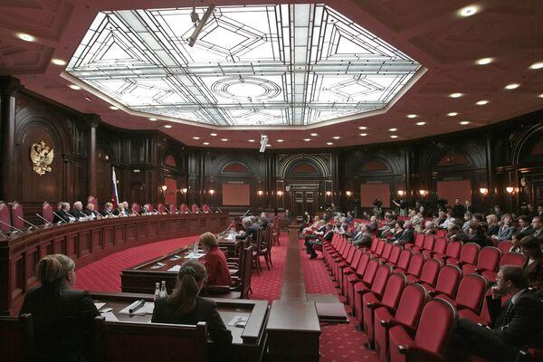 КС провозгласит решение по закону о гарантиях при оказании психпомощи