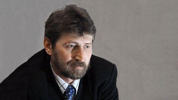 Бывший директор Сепычевской средней школы Александр Поносов