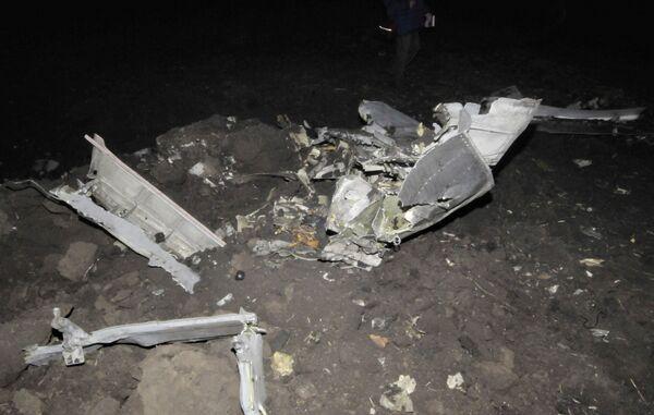 Полеты Л-39 приостановлены в связи с катастрофой в Краснодарском крае