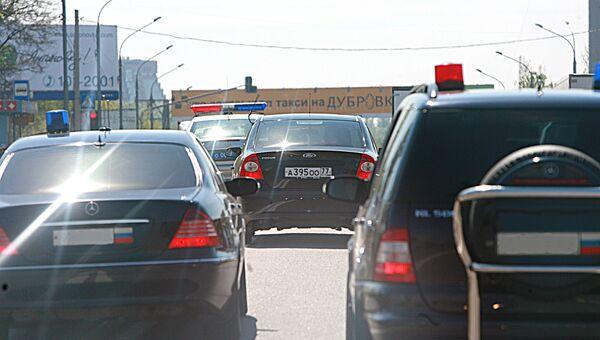 Глава МВД потребовал от подчиненных соблюдать равенство на дорогах