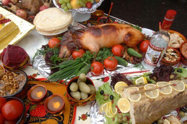 Советы диетолога: как отметить праздники и не набрать лишний вес