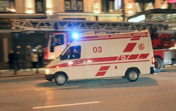 Водитель Плиевой с ранением в спину госпитализирован