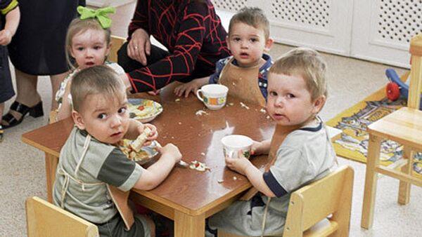 Все пострадавшие дети являются воспитанниками восьми детских садов