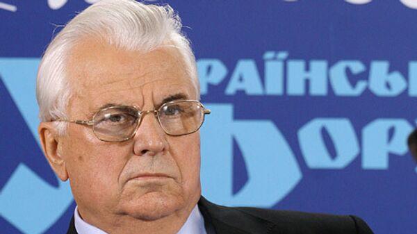 Бывший президент Украины, депутат Верховной рады Украины, член политбюро СДПУ Леонид Кравчук
