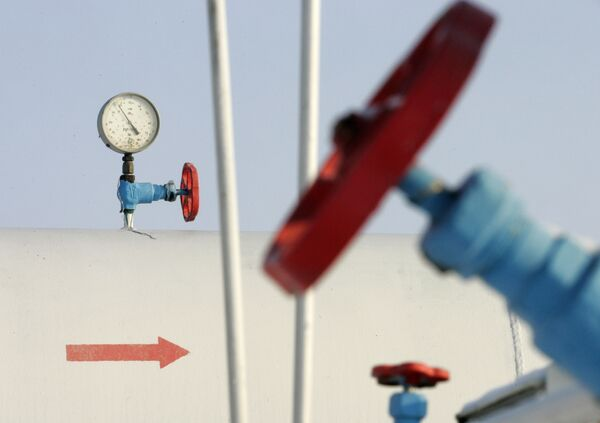 Газ в ПХГ Украины должен быть закачан, но до сих пор непонятно, как