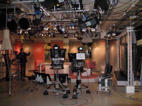 Телевизионная студия