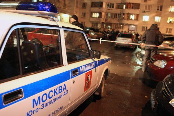 В Москве убит помощник одного из вице-спикеров Госдумы